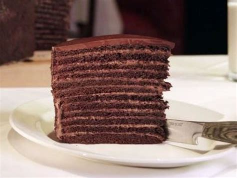 strip house 24 layer chocolate cake strip house s towering 24 layer chocolate cake food