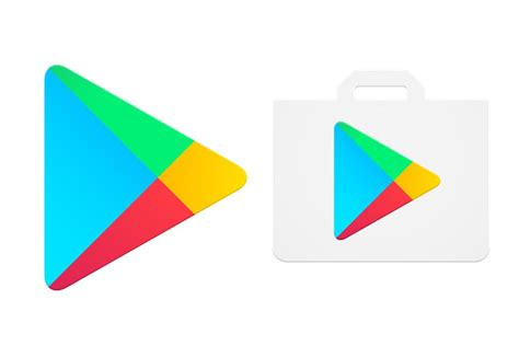 android play adopts new and updated play store icon goandroid