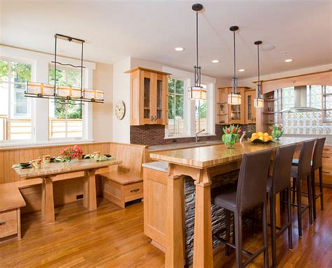 kitchen island oak kitchen island with breakfast