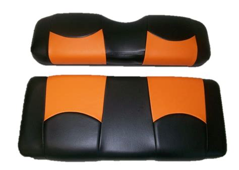 how to replace boat seat covers golf cart seat replacement with black and mandarin bottom