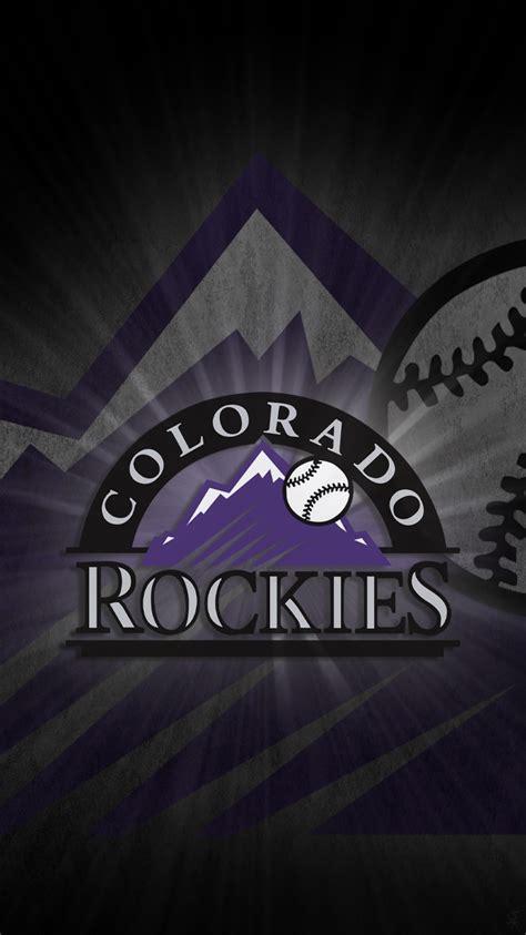 Colorado Rockies Logo Iphone All Hp Mobile Colorado Rockies Wallpaper Hd Pictures