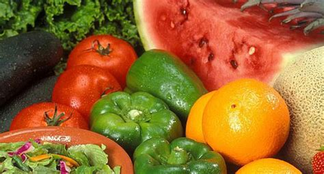 fresh cut fruits and vegetables creating tastier and healthier fruits and veggies with a