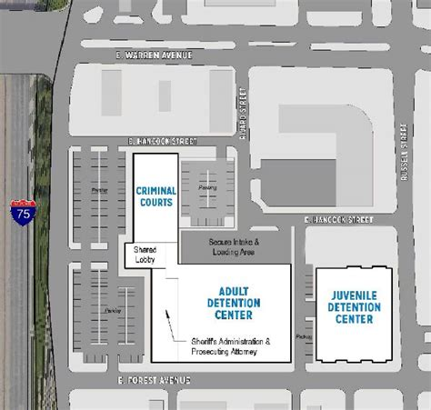 proposed jail site      detroit soccer stadium mlivecom