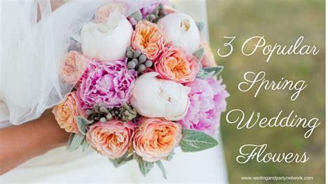 Popular Wedding Flowers by 3 Popular Wedding Flowers