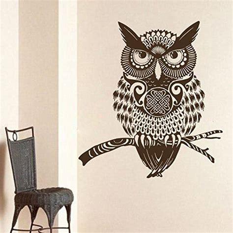 Owl Bathroom Decals Owl Wall Decals Vinyl Sticker Decal From