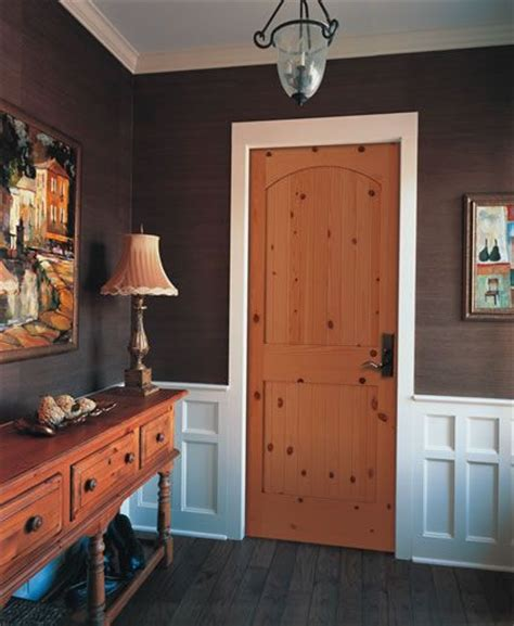 knotty pine interior doors with white trim paint colors colors interior doors