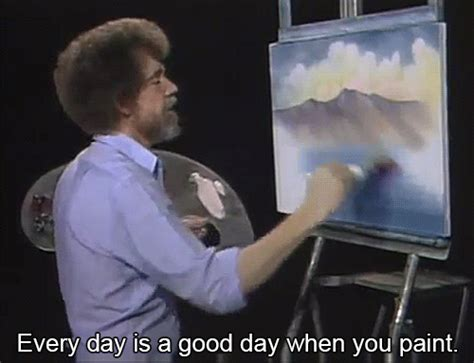 bob ross painting mistakes time for tea and crumpets