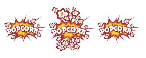 popcorn logo top popcorn designs