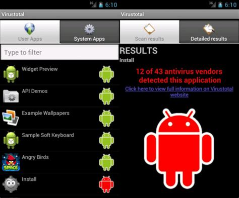 android malware scanner may soon scan your android apps for malware