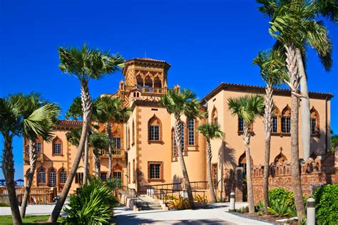 Sarasota Like No Place Else Gac The Ringling House Sarasota Fl