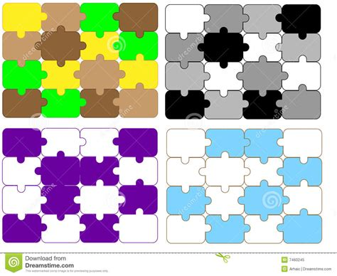 design dream up crossword different design of puzzle background royalty free stock