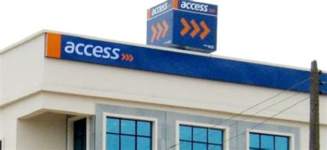 access bank nigeria access bank partners institute on n5bn healthcare centre