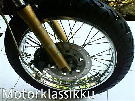 Velg Ring 17 Lebar 250 215 Supermoto Klx 150 Dtracker 150 Sepaket velg jari jari lebar honda tiger masalah motor tiger