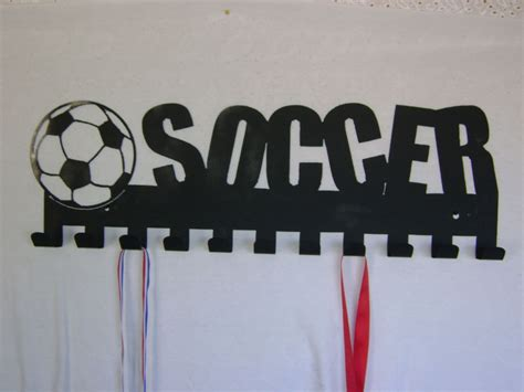 Coole Ideen 2158 by Soccer Medal Display Hooks Medal Holder For All