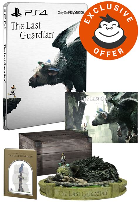 Ps4 The Last Guardian Collectors Edition the last guardian collector s edition ps4 pre order now at mighty ape australia