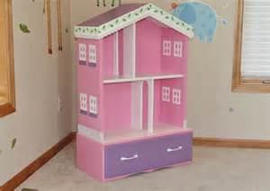Bookcase Barbie House Doll Houses Barbie Doll House By Handcraftedbyneil On