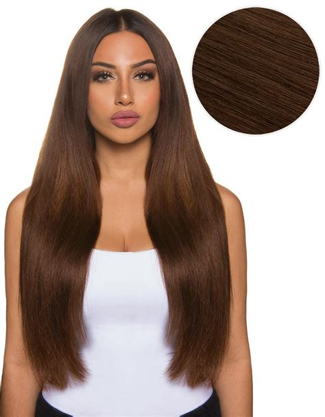 bellami over luxy hair extensions bellissima 220g 22 chocolate brown 4 bellami hair