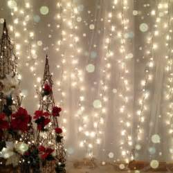 christmas lights backdrop ideas christmas decorating