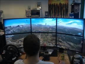 Cool Room Setups by Amazing Gaming Room Set Up 15 Livinator
