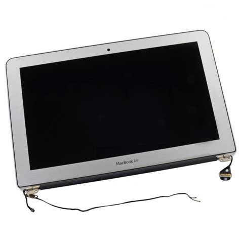 Macbook Air Mid macbook air 11 quot mid 2012 display assembly 661 6624 a stock ifixit