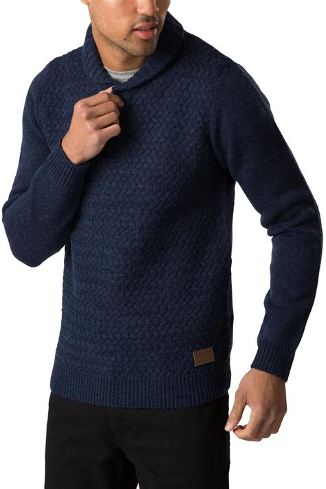 mens chunky cable knit sweater threadbare mens sweater oslo new shawl neck jumper chunky