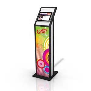 Tablet Kioson and tablet kiosk