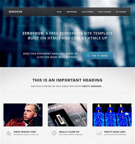 css templates for jsp pages 50 high quality free responsive css3 html5 templates