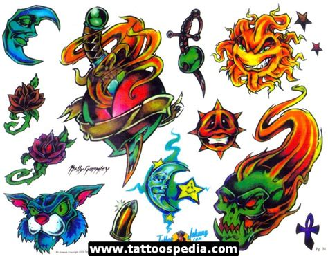 tattoo johnny johnny tattoos 062