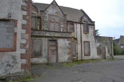 film about ghost village in scotland bangour village s abandoned hospital used as hollywood