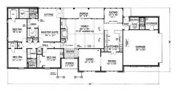 Simple 4 Bedroom House Plans Gallery For Gt Simple 4 Bedroom Home Plans