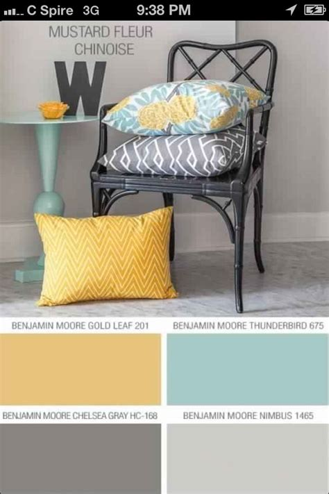 teal yellow gray living room master bedroom colors gray below molding light gray walls with no molding white above
