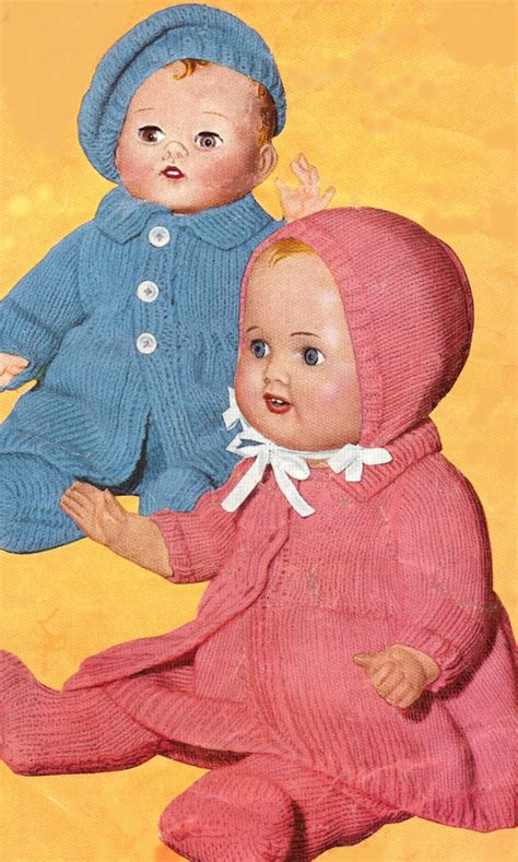 baby doll clothes knitting patterns fashion trends pattern for knitting doll dress