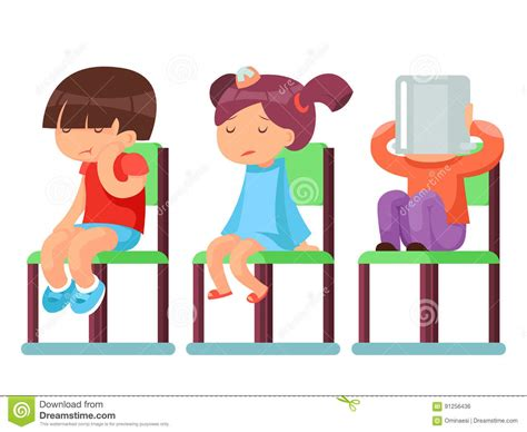 imagenes niños sentados los ni 241 os enfermos de la asistencia m 233 dica que se sentaban