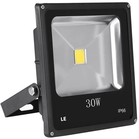 30W LED Flood Lights Daylight White LED Security Floodlights LE®