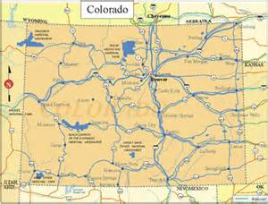 Us Map Colorado by Colorado Facts And Symbols Us State Facts