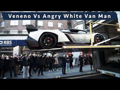 Lamborghini 6 Million by 163 6 Million Lamborghini Veneno Chaos Versus Angry White