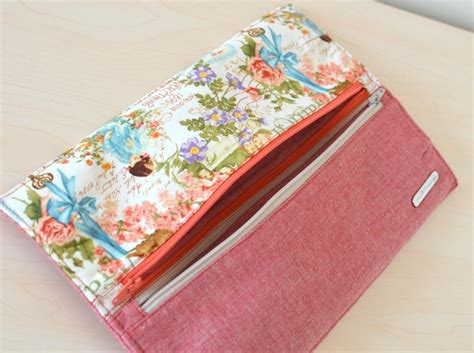 zippered pouch sewing pattern free sewing pattern double zip gemini pouch