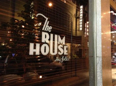 the rum house rum house new york city midtown menu prices