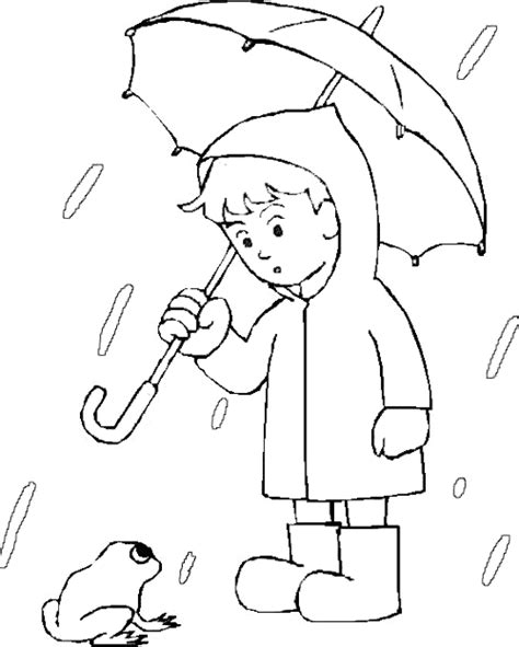 coloring page rainy day rainy day coloring pages animations a 2 z coloring