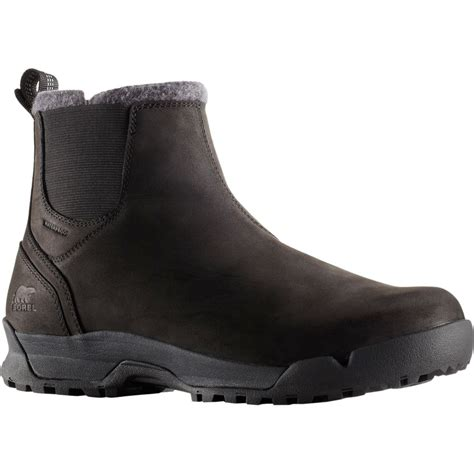 s boots sorel paxson waterproof chukka boot s backcountry