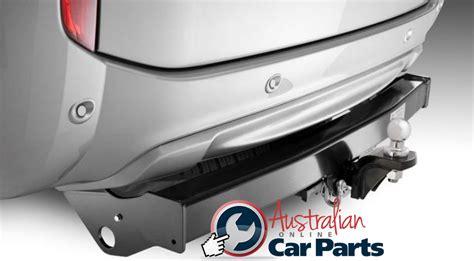 All New Pajero Sport Rear Towing Bar Aksesoris Mitsubishi Pajero towbar kit suitable for mitsubishi pajero qe genuine 2016 2017