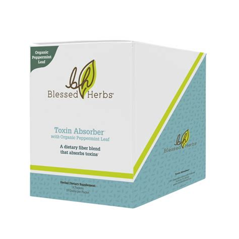 Blessed Herbs Detox Australia by Blessed Herbs Toxin Absorber Greenpet
