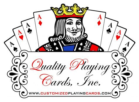 Gift Card Logo - qpc logo from quality playing cards inc in orlando fl 32819
