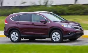 Honda Crv 2014 2014 Honda Cr V Review Cargurus