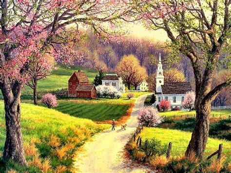 Nice Seattle Community Church #2: Spring-Blooms-daydreaming-21197562-1024-768.jpg
