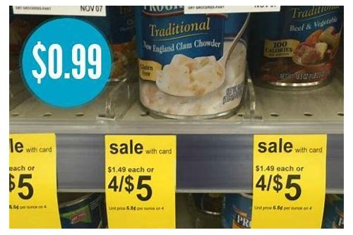 walgreens coupon progresso soup