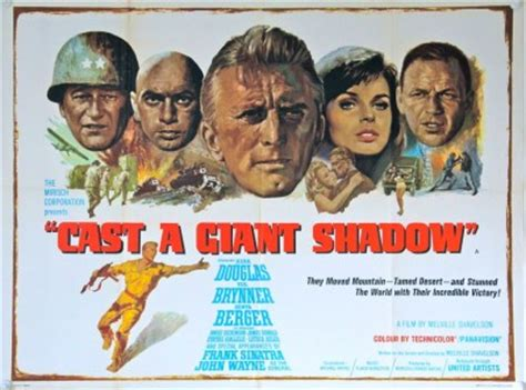 film giant cast cast a giant shadow blu ray dvd talk review of the blu ray