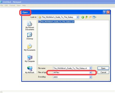 format file in notepad moviesrtplayer utf 8 srt files 171 playbook projects