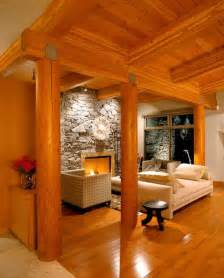 Log Cabin Interior Decorating Log Cabin Interior Design Smalltowndjs