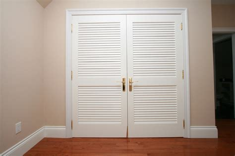 Louvered Doors Plantation Half Louvered Door By Homestory Shutter Closet Doors